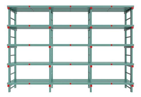 Stellingkast Metaal En Hout.Stellingen Alle Soorten Stellingkasten Configureren Bestellen